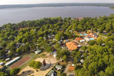 Camping Lou Puntaou - Frankreich - Les Landes