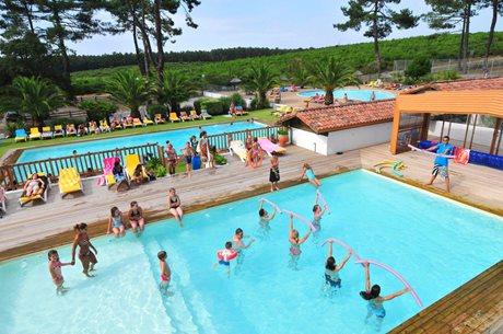 Camping Eurosol - France - Les Landes