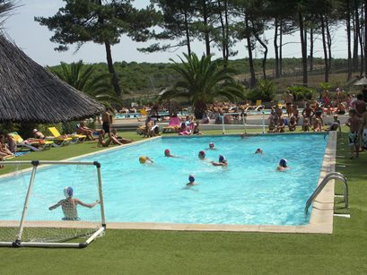 Camping Eurosol - Frankrijk - Les Landes