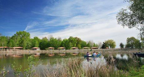 Camping Les Bois du Bardelet - Francja - Loara