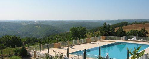 Vakantiepark Domaine de Lanzac