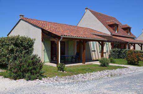 Vakantiepark Domaine de Lanzac - Frankrijk - Dordogne