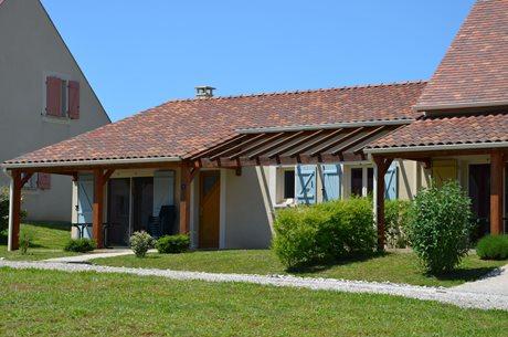 Ferienpark Domaine de Lanzac - Frankreich - Dordogne