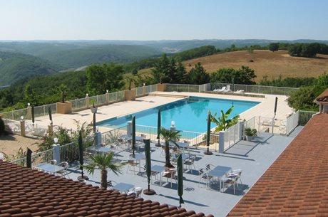 Holiday park Domaine de Lanzac