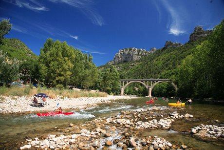 Campeggio Le Capelan - Francia - Ardèche