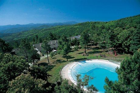 Ferienpark Lou Serre de la Can - Frankreich - Languedoc-Roussillon