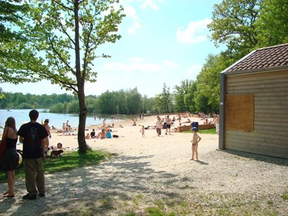 Camping Yelloh! Village Les Sources du Lac - Frankrig - Champagne/Ardennen
