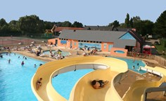 Camping Domaine d apos Inly
