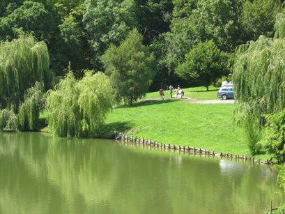 Ferienpark Le Grand Bois - Frankreich - Burgund