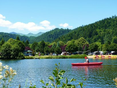 camping La Ribeyre - France - Auvergne