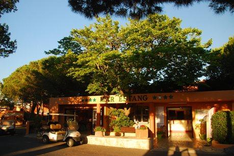Camping Club Mar Estang - Francja - Langwedocja-roussillon