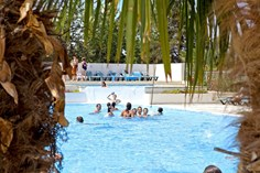 Camping.  Camping Fontaines