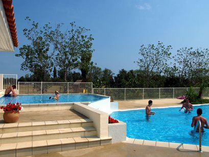 Camping Les Fontaines - Frankrig - Languedoc-Roussillon