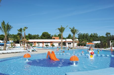 Camping l'Oasis - France - Languedoc-Roussillon