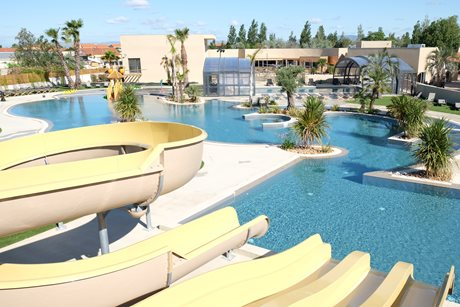Camping Les Dunes - France - Languedoc-Roussillon