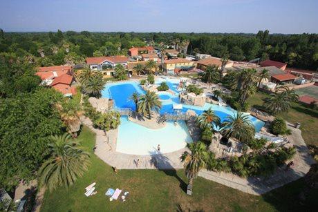 Camping La Sirène - Frankreich - Languedoc-Roussillon