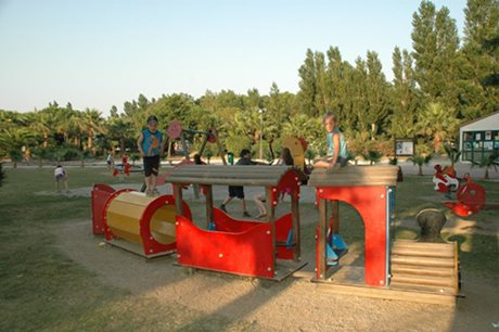 Camping Soleil - Frankrijk - Languedoc-Roussillon