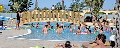 Camping Soleil de la Méditerranée