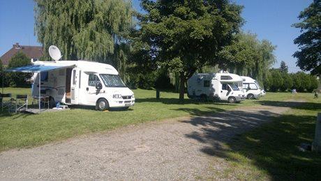 Camping Les Portes d'Alsace - Frankreich - Elsass
