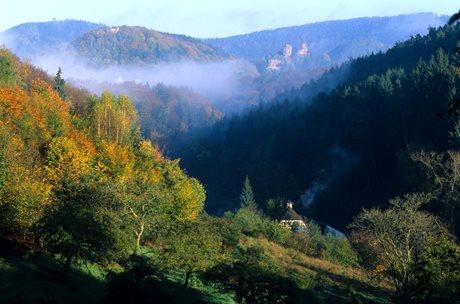 Camping Les Portes d'Alsace - Frankrig - Lorraine/Vogezen