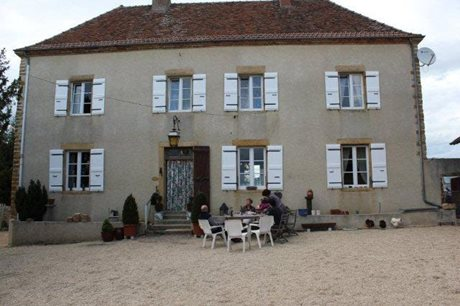La Maison Bornat - Francja - Burgundia