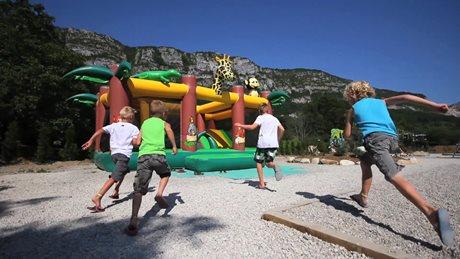 Campeggio L'Ideal - Francia - Alpi Francesi