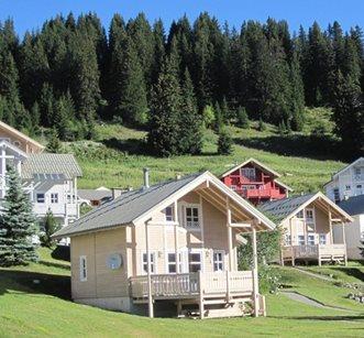Hameau de Flaine - Frankreich - Französische Alpen