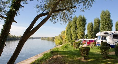 Camping International Maisons-Laffitte - Francja - Paryż