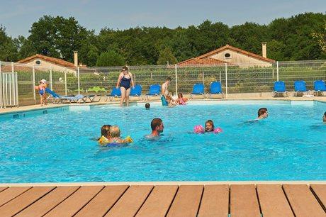Le parc de vacances du Domaine Les Forges - France - Poitou-Charentes