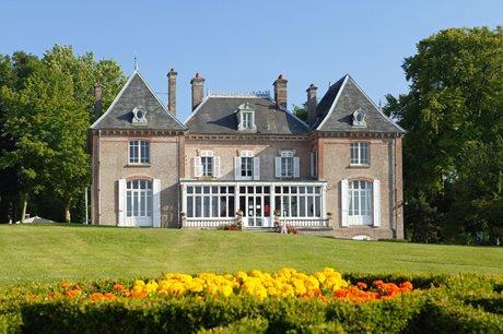 Camping Le Domaine du Château de Drancourt - Frankrijk - Picardië
