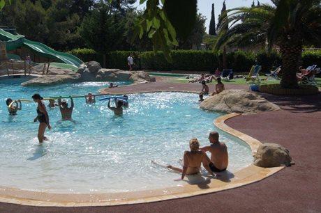 Camping Mas de Pierredon - Frankrig - Côte d'Azur