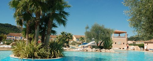 Holiday Park Le Clos des Oliviers