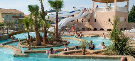 Feriepark Le Clos des Oliviers - Frankrig - Provence
