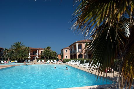 Vakantiepark La Palmeraie - Frankrijk - Côte d'Azur