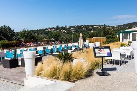 Camping Domaine des Naïades - Frankrijk - Côte d'Azur