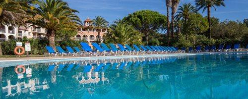 Vakantiepark Les Perles de Saint Tropez