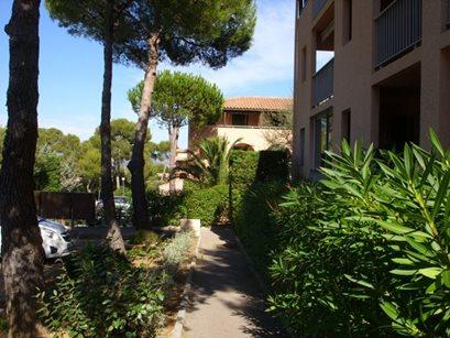 Résidence Les Gemeaux - Frankrijk - Côte d'Azur