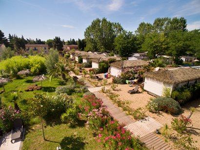 Camping Rivièra d'Azur - France - Côte d'Azur