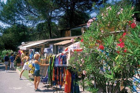 Camping Le Dramont - Frankrijk - Côte d'Azur
