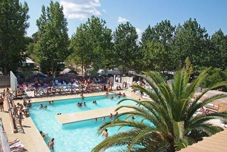 Camping Le Fréjus - France - Côte d'Azur