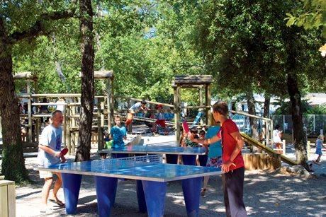 Camping Domaine de la Sainte Baume - France - Provence