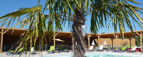 Holiday Park Lodges en Provence