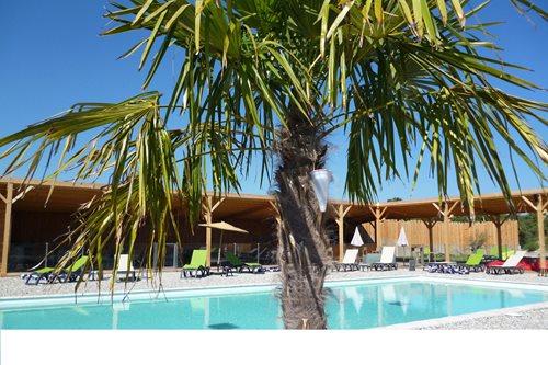 Vakantiepark Lodges en Provence