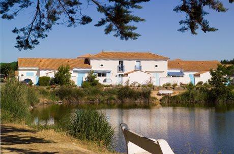 Ferienpark Les Maisons du Lac - Frankreich - Vendée