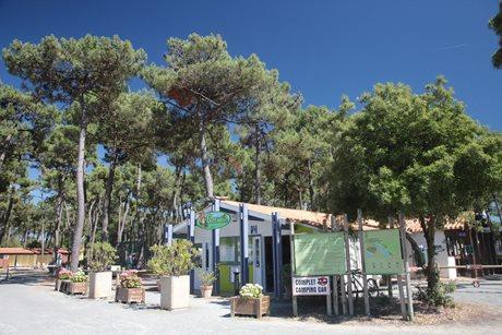 Camping La Plage de Riez - Frankreich - Vendée