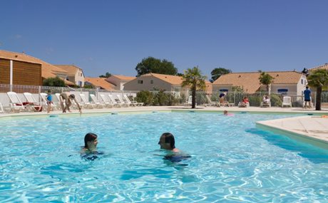 Vakantiepark Les Mas de Saint Hilaire - Frankrijk - Vendée