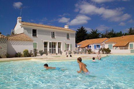 Vakantiepark Les Mas de Saint Hilaire
