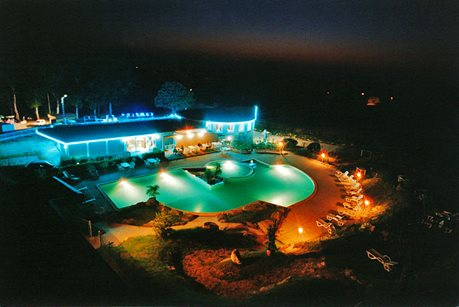 Camping Club Lac de Bouzey - Frankreich - Elsass