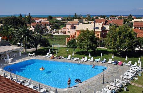 Niki Apartments - Griekenland - Corfu