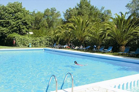 Karda Beach Camping  - Greece - Corfu